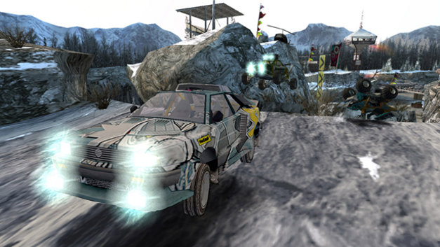 MotorStorm® Arctic Edge Screenshot 4