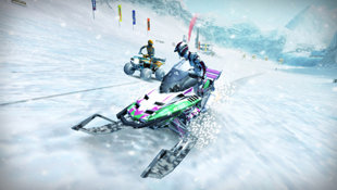 MotorStorm® Arctic Edge Screenshot 5