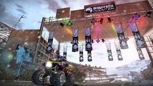MotorStorm® Arctic Edge Screenshot 6