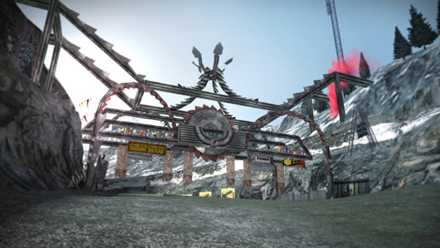 MotorStorm® Arctic Edge Screenshot 7