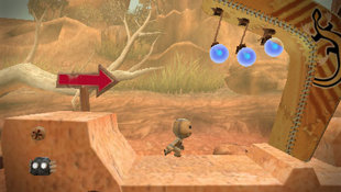 LittleBigPlanet (PSP®) Screenshot 2