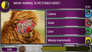 BUZZ!™ Quiz World Screenshot 3