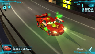 Cars 2: The Video Game Screenshot 5