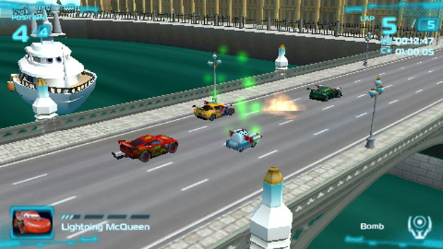 Cars 2: The Video Game Screenshot 4