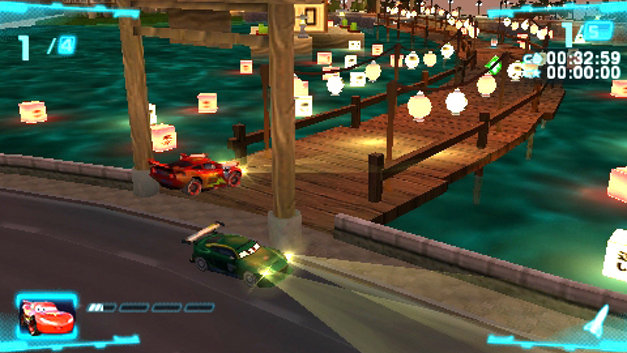 Cars 2: The Video Game Screenshot 1
