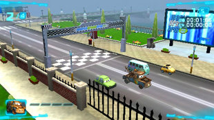 Cars 2: The Video Game Screenshot 3