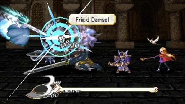 Valkyrie Profile: Lenneth Screenshot 4