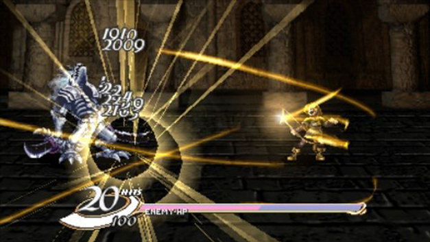 Valkyrie Profile: Lenneth Screenshot 1
