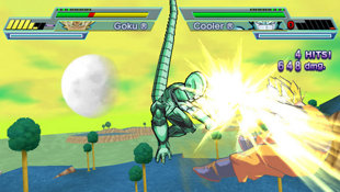 Dragon Ball Z: Shin Budokai - Another Road Screenshot 5