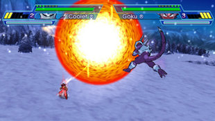 Dragon Ball Z: Shin Budokai - Another Road Screenshot 3