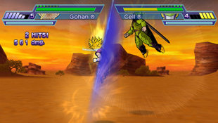 Dragon Ball Z: Shin Budokai - Another Road Screenshot 2