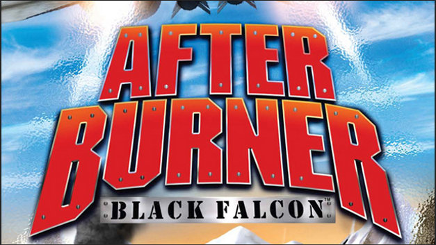 After Burner: Black Falcon Screenshot 1