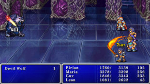 FINAL FANTASY® II Screenshot 11