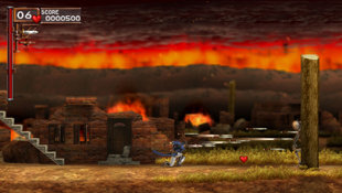 Castlevania: The Dracula X Chronicles Screenshot 11