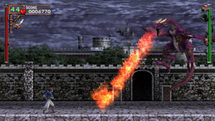 Castlevania: The Dracula X Chronicles Screenshot 5