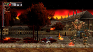 Castlevania: The Dracula X Chronicles Screenshot 12