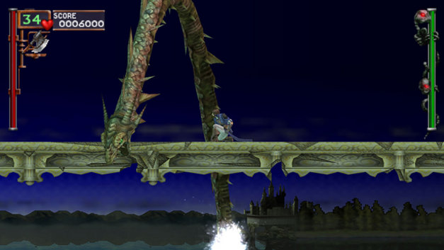 Castlevania: The Dracula X Chronicles Screenshot 4