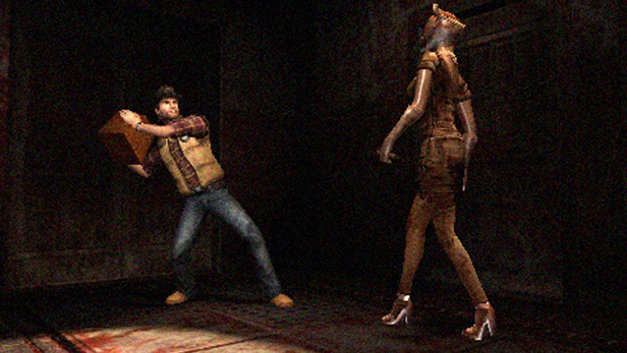 Silent Hill: Origins Screenshot 10
