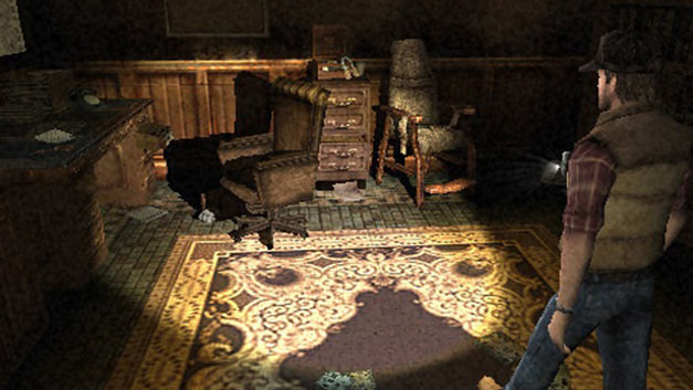 Silent Hill: Origins Screenshot 1