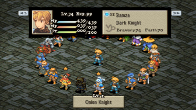 FINAL FANTASY TACTICS®: THE WAR OF THE LIONS™ Screenshot 4