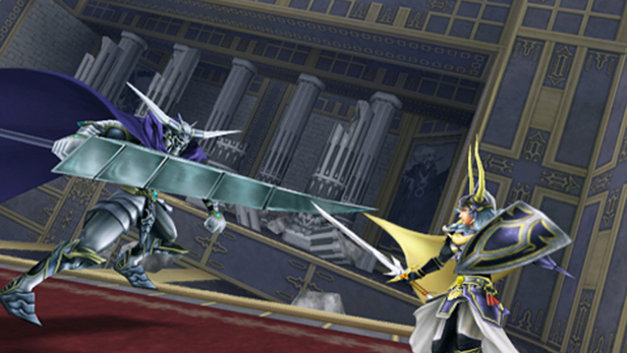 DISSIDIA™ FINAL FANTASY® Screenshot 1