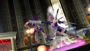 TEKKEN®6 PSP Screenshot 9