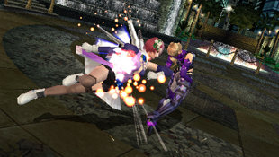 TEKKEN®6 PSP Screenshot 5