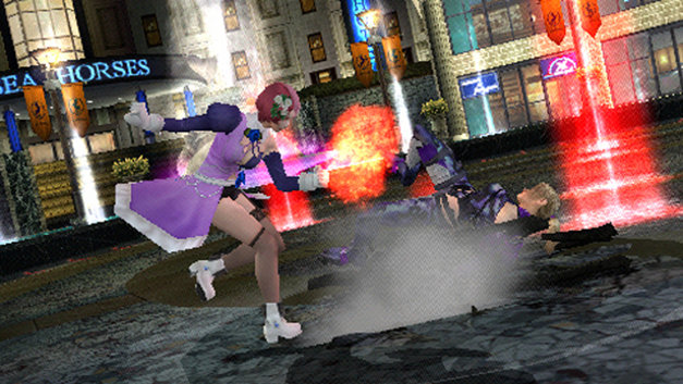TEKKEN®6 PSP Screenshot 19