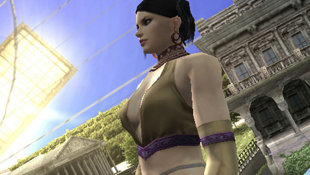 TEKKEN®6 PSP Screenshot 3