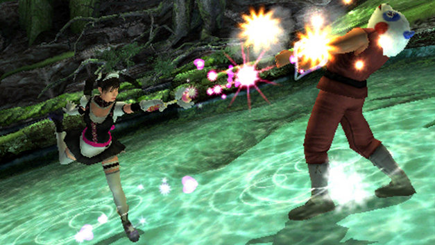 TEKKEN®6 PSP Screenshot 1