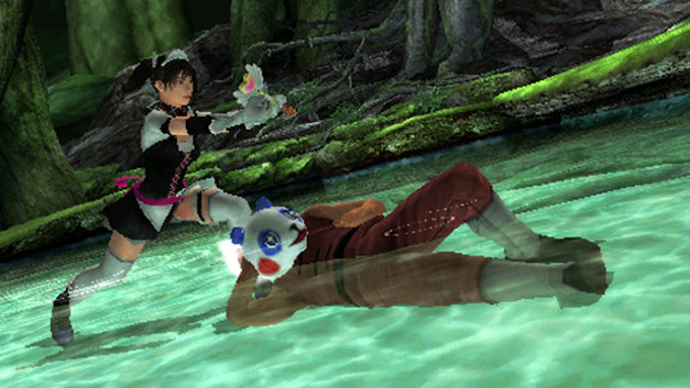 TEKKEN®6 PSP Screenshot 4