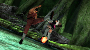 TEKKEN®6 PSP Screenshot 8