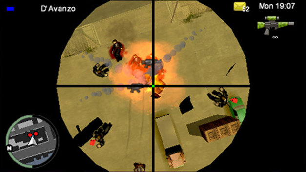 Grand Theft Auto®: Chinatown Wars™ Screenshot 4