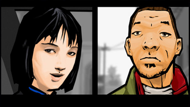 Grand Theft Auto®: Chinatown Wars™ Screenshot 1