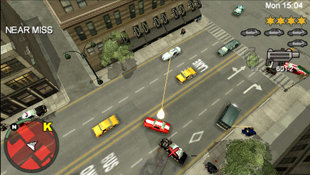 Grand Theft Auto®: Chinatown Wars™ Screenshot 5