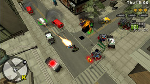 Grand Theft Auto®: Chinatown Wars™ Screenshot 3