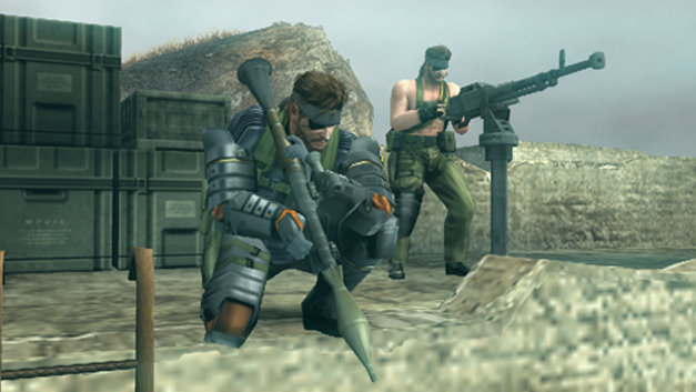 METAL GEAR SOLID®: PEACE WALKER Screenshot 7