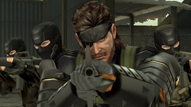 METAL GEAR SOLID®: PEACE WALKER Screenshot 10