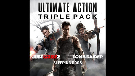 Ultimate Action Triple Pack Trailer Screenshot