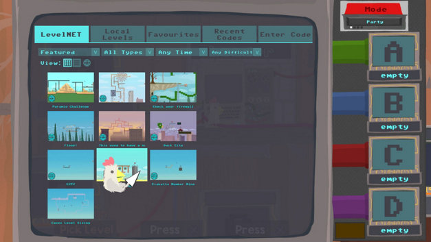 Ultimate Chicken Horse Screenshot 7