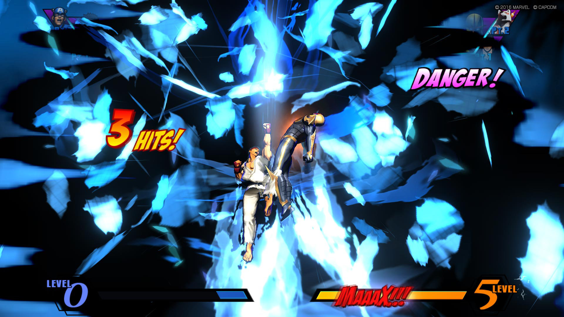 Ultimate Marvel vs  Capcom 3 Game   PS4 - PlayStation