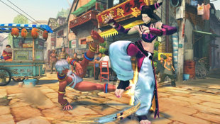 Ultra Street Fighter® IV Screenshot 5