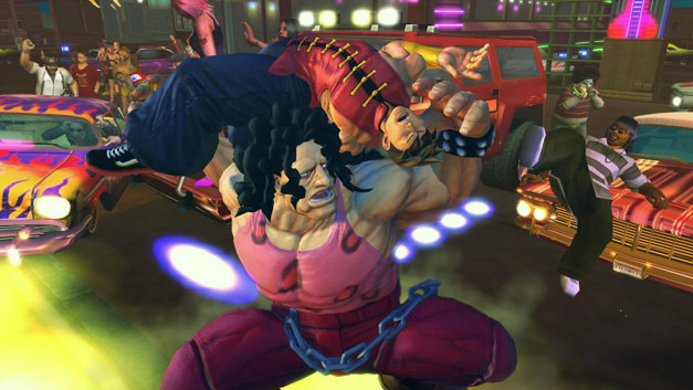 Ultra Street Fighter® IV  Screenshot 4