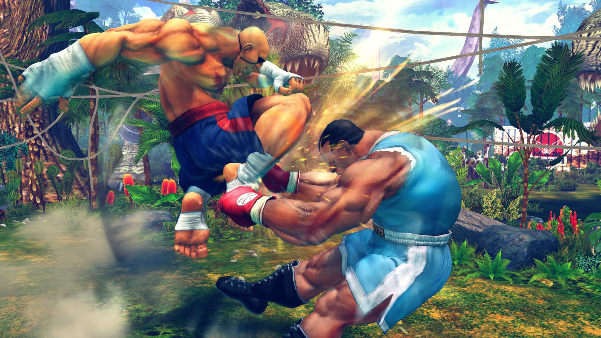 super street fighter 4 arcade edition vs ultra