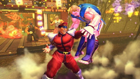 Ultra Street Fighter IV Trailer Screenshot