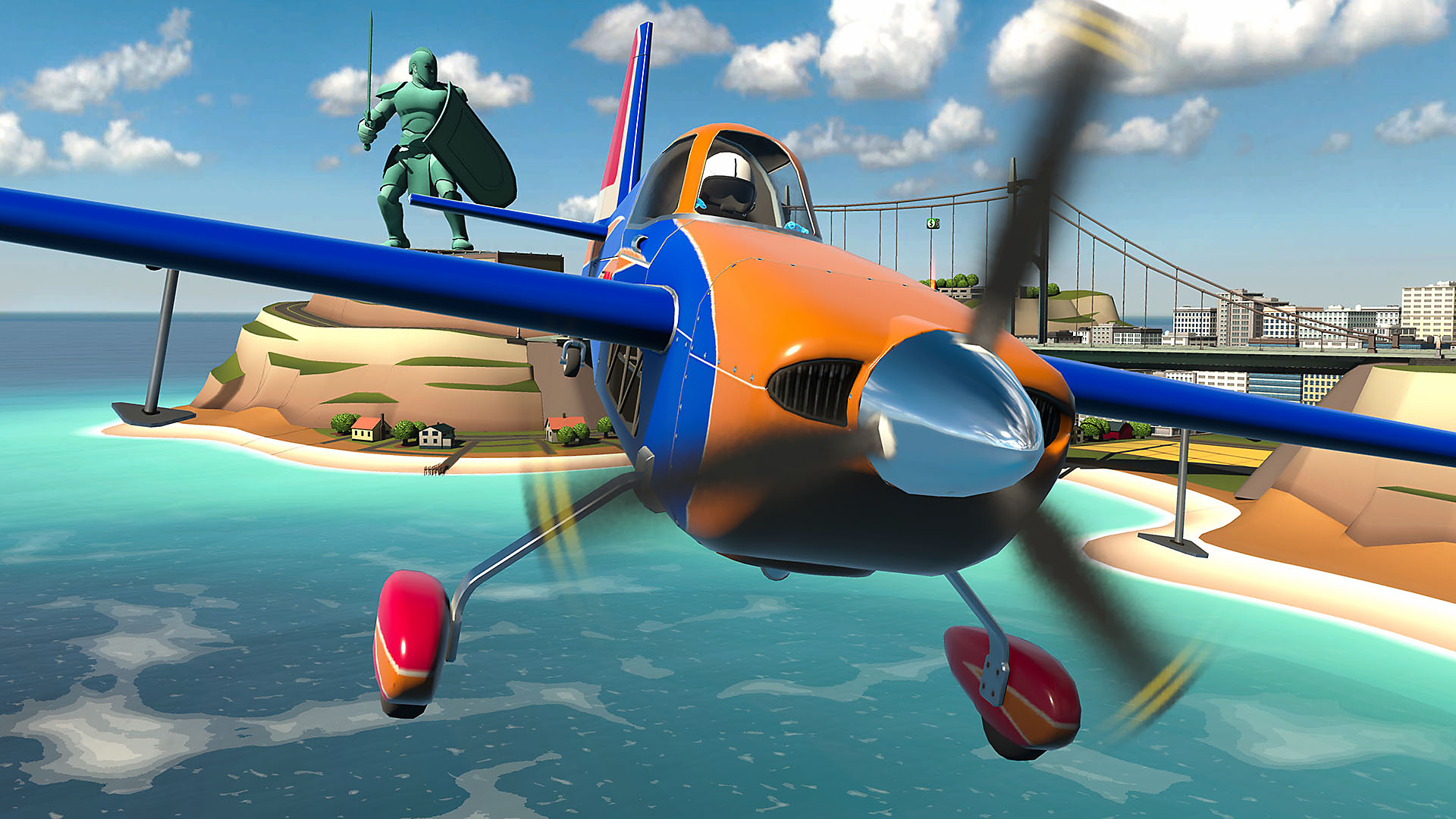 Gameplay de Ultrawings™ Flat