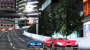 Ridge Racer Screenshot 2