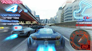 Ridge Racer Screenshot 3