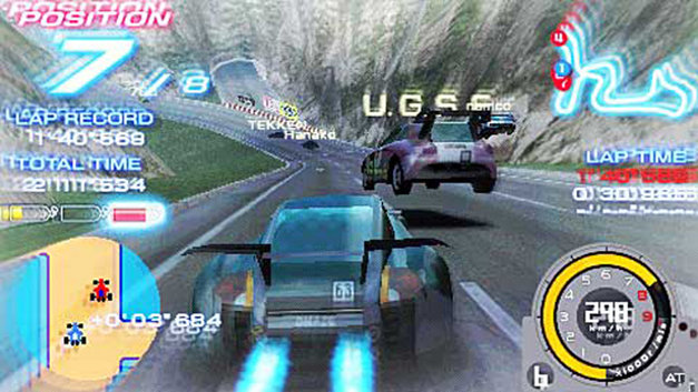 Ridge Racer Screenshot 4