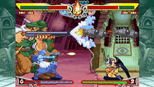 Darkstalkers Chronicle: The Chaos Tower Screenshot 3